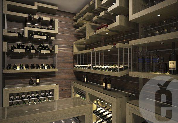 хранение вина в бутылках