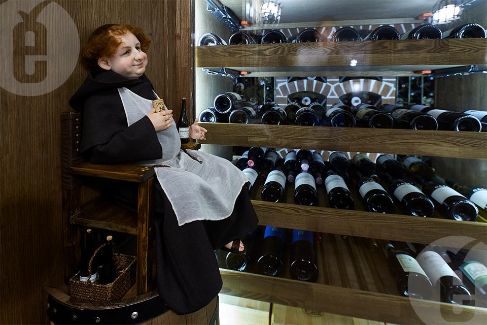 Стеллажи для бутылок - Новорижское шоссе