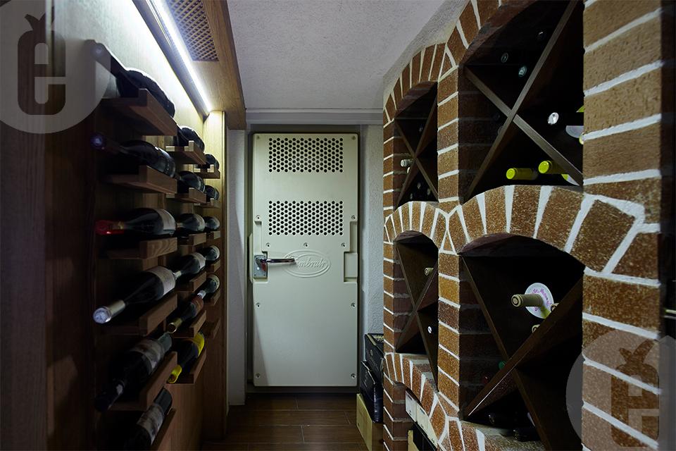 стеллаж под вино